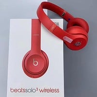 shosouvenir Beats solo3 wireless Headphone wireless bluetooth headset shosouvenir