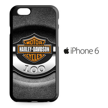 Harley Davidson iPhone 6 Case