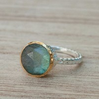 Julie Rainbow Labradorite Ring (BJR045)