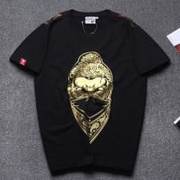 Short Sleeve Men's Fashion T-shirts [10630013187]