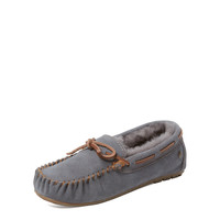 Amity 14 Moccasin Slipper
