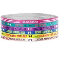 Under Armour® Printed Headband Set