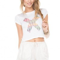 Brandy ♥ Melville |  Carolina Pineapple Maggie Top - Clothing