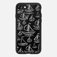Sail Away (transparent) iPhone 7 Case by Lisa Argyropoulos | Casetify