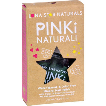 Lunastar Pinki Naturali Nail Polish - Saint Paul (green) - .25 Fl Oz
