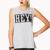 Conversation-Starting Muscle Tee