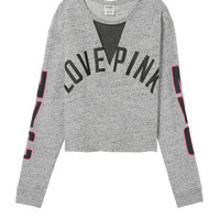 Cutout Campus Crew - PINK - Victoria's Secret