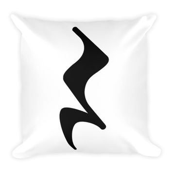 Music Rest Decorative  Pillow