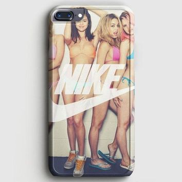Sexy Girl Nike iPhone 8 Plus Case | casescraft