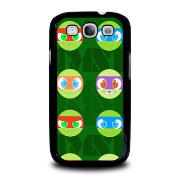 TEENAGE MUTANT NINJA TURTLES BABIES TMNT Samsung Galaxy S3 Case Cover