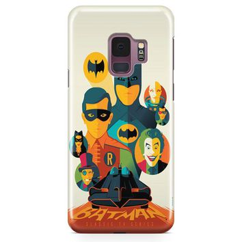 Batman Art Samsung Galaxy S9 Case | Casefantasy