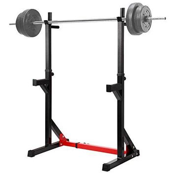 Multi-function Barbell Rack