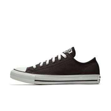 The Converse Custom Chuck Taylor All Star Low Top Shoe.