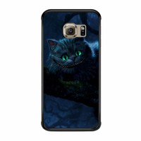 Cheshire Cat Samsung Galaxy S6 Edge Case