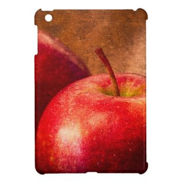 Red Apples Cover For The iPad Mini