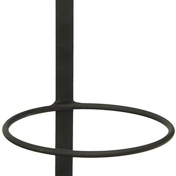 Wrought Iron Jar Sconce - Candle Holder