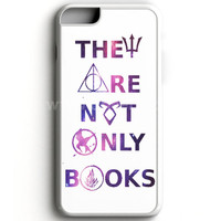 They Are Not Only Books Galaxy iPhone 7 Case | aneend