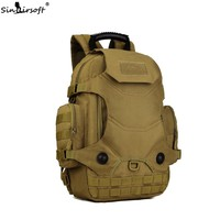 SINAIRSOFT Tactical Military Backpack 40L Men Army Waterproof Outdoor Travel Camping Bags Large Capacity Shoulder backpacks