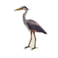 Great Blue Heron Bird Magnet
