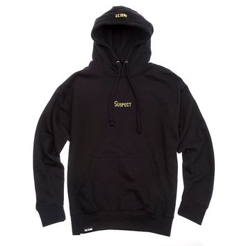 Suspect Sweatshirt (black)