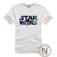 Star Wars Logo T Shirt Darth Vader