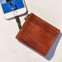 Nomad Leather Portable Power Wallet Charger - Urban Outfitters