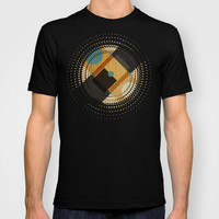 Geometric/Abstract 3 T-shirt by ViviGonzalezArt