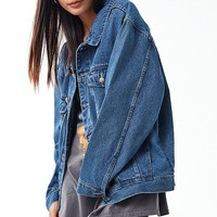 Vintage Oversized Denim Jacket | Urban Outfitters