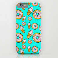 YUMMY! iPhone & iPod Case by Traci Maturo Illustrations