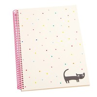 A4 EVERYDAY NOTEBOOK DOTS: CUTE - A4 - Notebooks - Notebooks & Journals