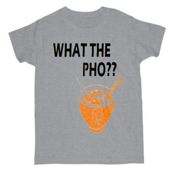 What the PHO T Shirt