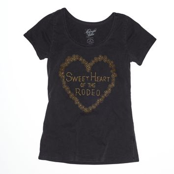Sweetheart of the Rodeo Ballet Tee