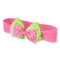 Baby Girls 3D Watermelon Bow Headwrap | The Children's Place