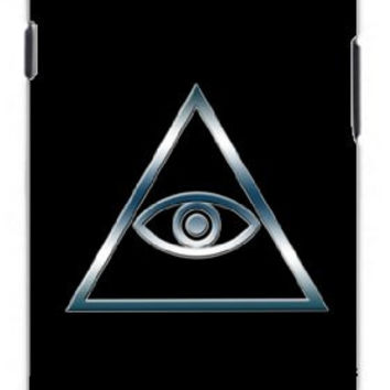 The Eye of God Egyptian Tribal Symbol Unique Quality Hard Snap On Case for Samsung Galaxy S4 I9500 - White Case