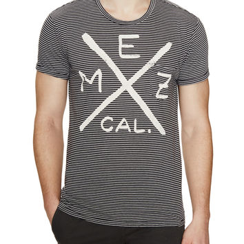Sol Angeles Men's Mezcal Tee - Grey -