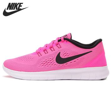 OPAL FERRIE - Original NIKE Women's Running Shoe Sneakers Pink/Black