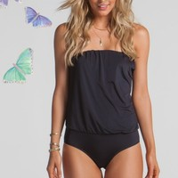 L*Space Maio' Sun Seeker One Piece' Loose Swimsuit | Orchid Boutique