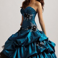 Allure Quinceanera Q300 Dress