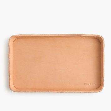 J.Crew Mens Billykirk Leather Catchall Tray