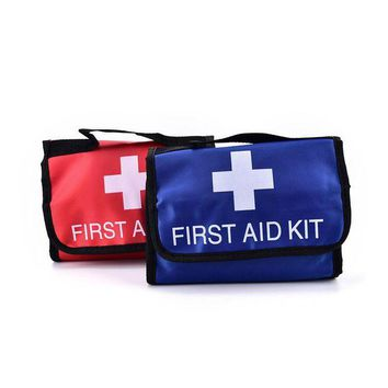 ONETOW Outdoor Wilderness Survival First Aid Kit Medical Bag Rescuing Equipment Camping Hiking Medical Emergency Treatment Packs