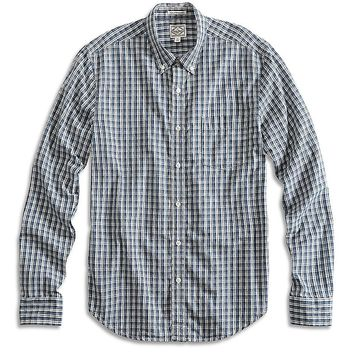 Lucky Brand Melrose 1 Pocket Shirt Mens