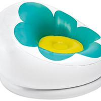 Intex Inflatable Blossom Chair, (Colors May Vary), 1 Pack