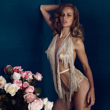 Soiree Demi-Couture Lingerie Collection   Soiree by Agent Provocateur