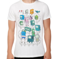 Adventure Time MO Co. Factory T-Shirt