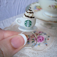 Starbucks Cup of Coffee Ring