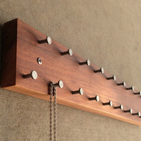 Jewelry Hanger - Solid Wood - Wall Mountable