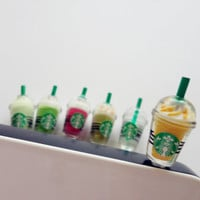 Cute Starbuck - IPhone & earphone dust plug - 6 Colors to Pick Cellphone Accessories