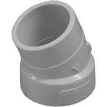 Genova 75815 Street Elbow,  22-1/2 Degree