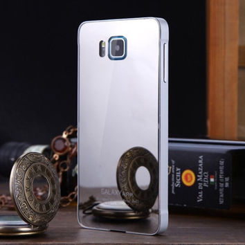 Galaxy Alpha Mirror Case