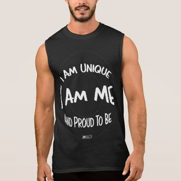 Unique Quote by Kat Worth Sleeveless Shirt